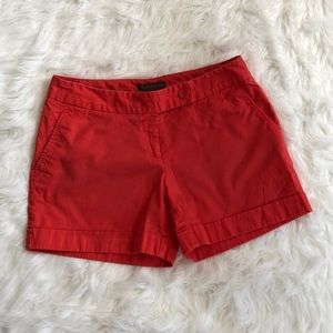 """The Limited """"Outback Red"""" Shorts Sz. 6"""
